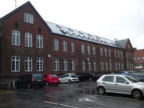 Vinduer VUC i Roskilde
