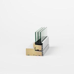 3 lags vindue fra Outline - energivinduer roskilde